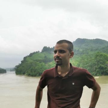 Mustafiz, 29, Dhaka, Bangladesh