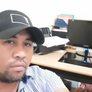 Glen, 37, Ambon, Indonesia