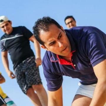 Amr Bakr, 37, Cairo, Egypt