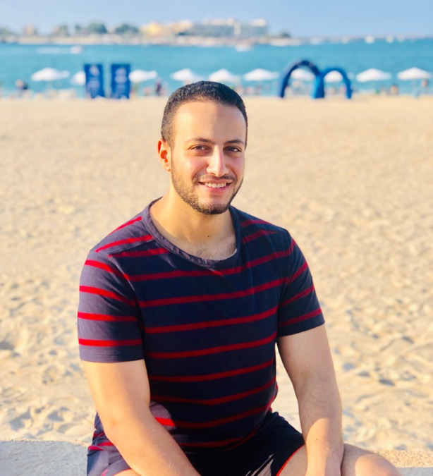 Ahmed Alaa, 27, Giza, Egypt