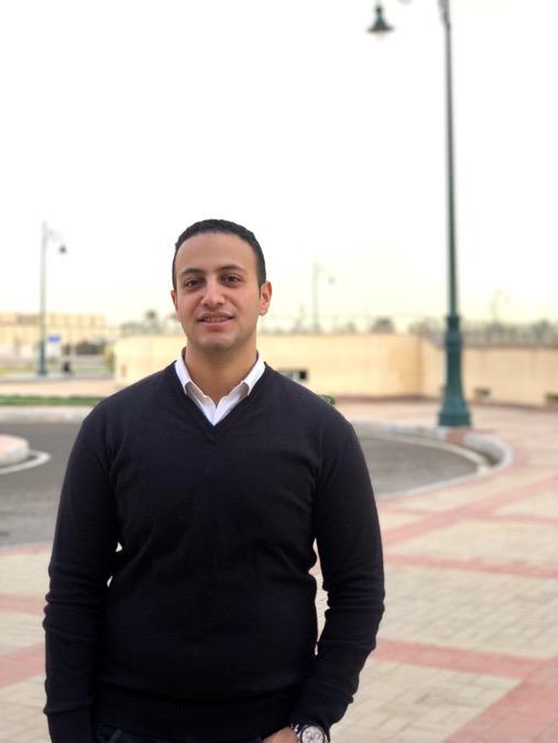 Ahmed Alaa, 27, Giza, Egypt