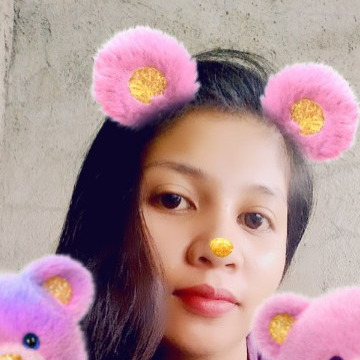 Michellejoy Orge, 24, Tarlac City, Philippines