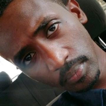 Hammam Kamal, 27, Doha, Qatar