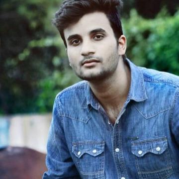 Raj kumar Khamari, 23, Rourkela, India