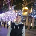 Suhaib Ali, 26, Amman, Jordan