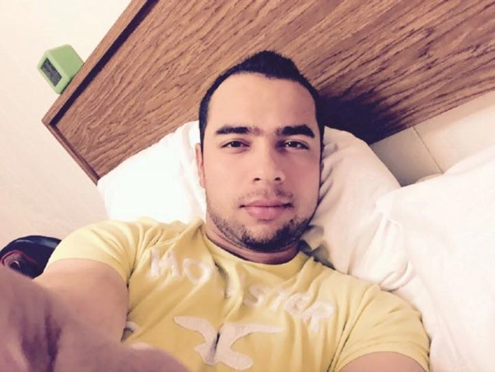 Julian Andres, 31, Chesterfield, United States