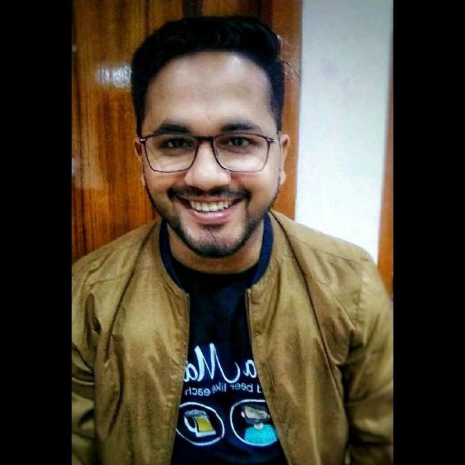 Nishant Misra, 31, New Delhi, India