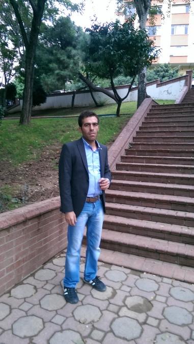 nezmi, 30, Istanbul, Turkey