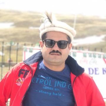 Munir Khan, 35, Lahore, Pakistan