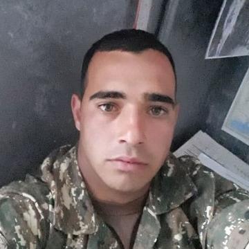 Nairi G. Yan, 21, Yerevan, Armenia