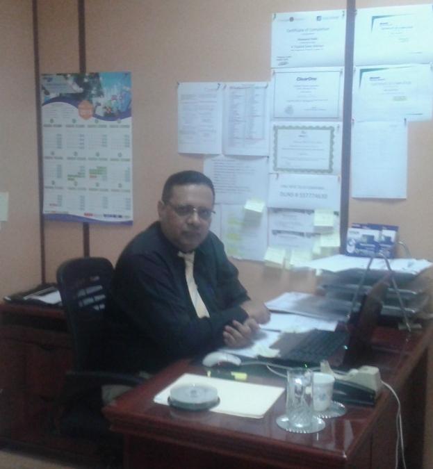 Muhammad A. Malik, 45, Islamabad, Pakistan