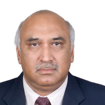 Nasir Mujahid Qureshi, 64, Karachi, Pakistan