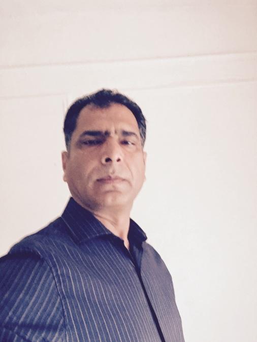 Naveed Azam, 46, New York, United States