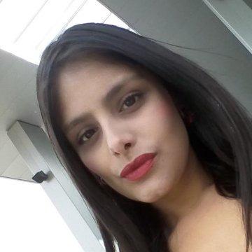 Yargelis Quintero, 27, Merida, Venezuela