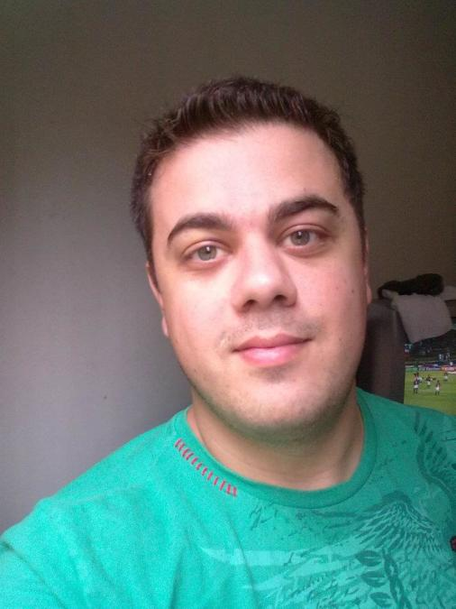 Murilo Jorge, 38, Sao Paulo, Brazil