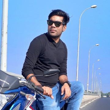 Arnob Pervez, 24, Dhaka, Bangladesh