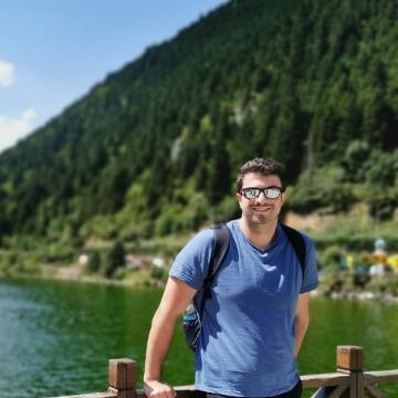 Omar, 26, Batumi, Georgia