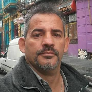 Gustavo Suarez, 49, Buenos Aires, Argentina