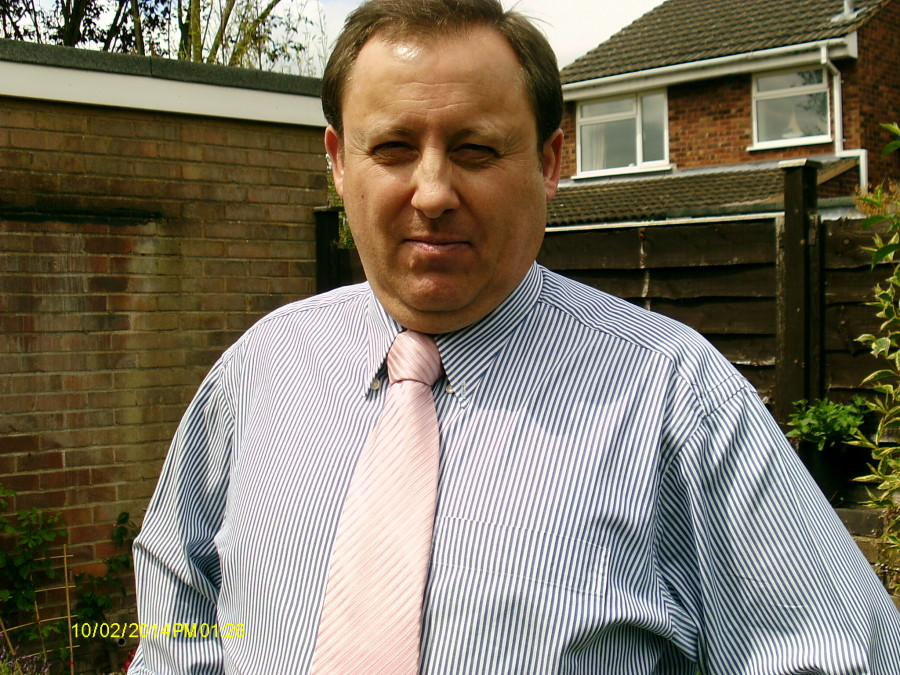 Drew, 46, Solihull, United Kingdom