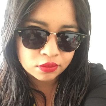 Angie López, 27, Mexico City, Mexico