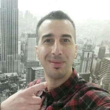 Nizar Abbassi, 38, Doha, Qatar