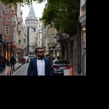 Ogün Kadıoğlu, 25, Istanbul, Turkey