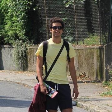 Mostafa Shalaby, 26, Fujairah, United Arab Emirates