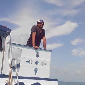 Sameer Rajput, 35, Pune, India