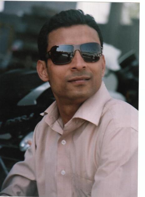 Sahil Sharma, 33, New Delhi, India