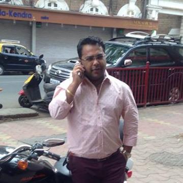 Gautam Garg, 42, Mumbai, India
