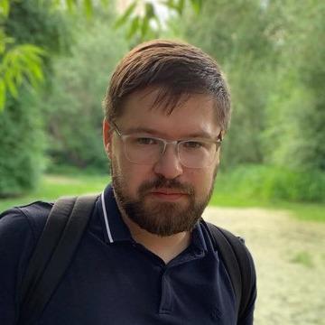 Pavel Zabotkin, 28, Moscow, Russia
