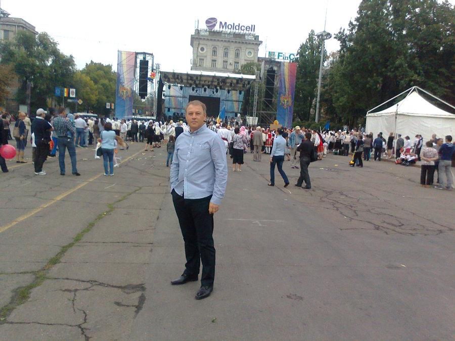 Maikl Tomsson, 46, Kishinev, Moldova