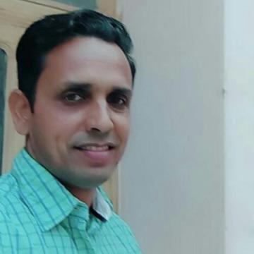 Prithvi Dussad, 37, New Delhi, India