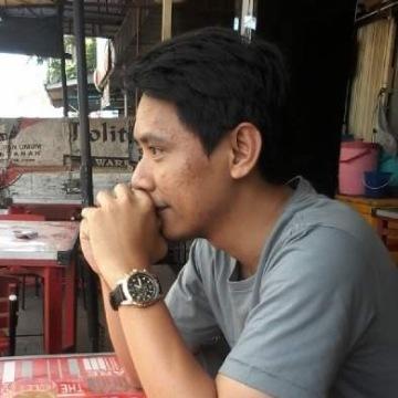 Vivaldi Kusuma, 37, Jakarta, Indonesia