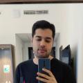 Mohamed Elewa, 27, Dubai, United Arab Emirates