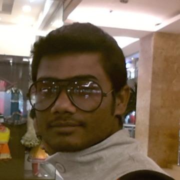 Rohan Ravi Raj, 28, Ni Dilli, India