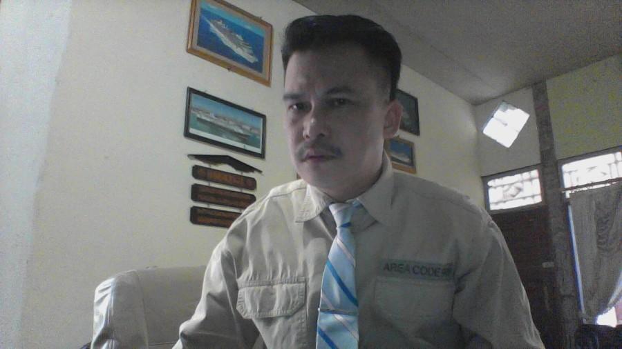 Chandaers Iskandar, 40, Jakarta, Indonesia