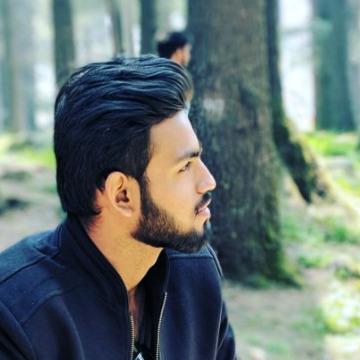 Rohit Jaiswal, 26, New Delhi, India