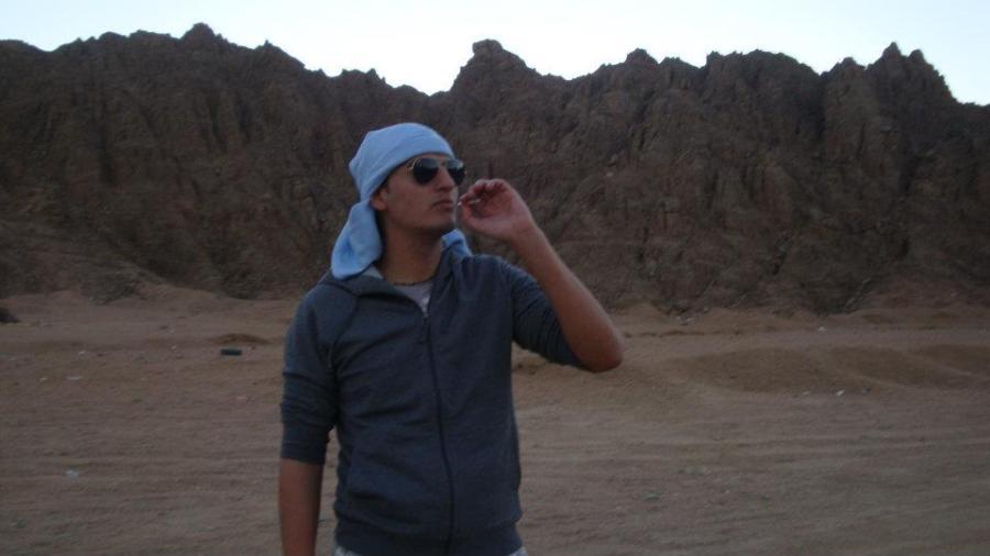 Fady Aiad, 34, Sharm El-sheikh, Egypt