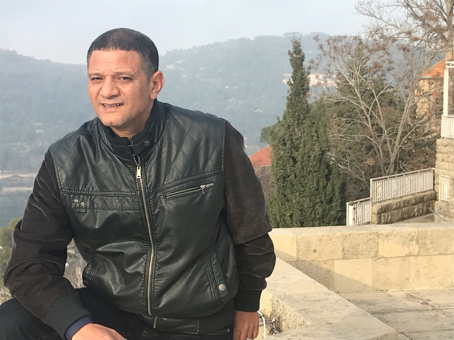 Mahmoud Sheko, 40, Cairo, Egypt