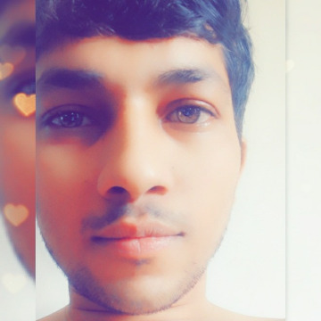 Chiraag Patel, 24, Ahmedabad, India