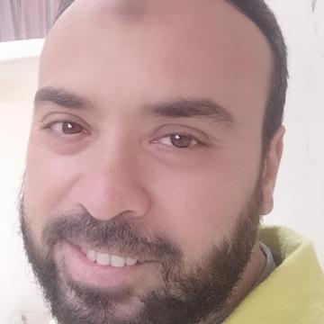 Islam Salah Nassar, 37, Cairo, Egypt