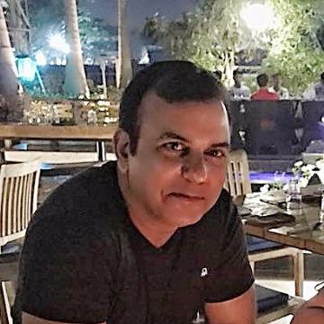 Akshay K, 52, Mumbai, India