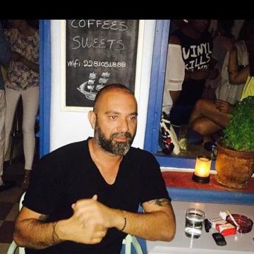 Sotiris Stathopoulos, 41, Athens, Greece