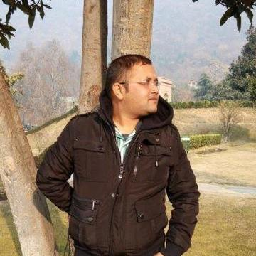 Nitin Sharma, 34, Indore, India