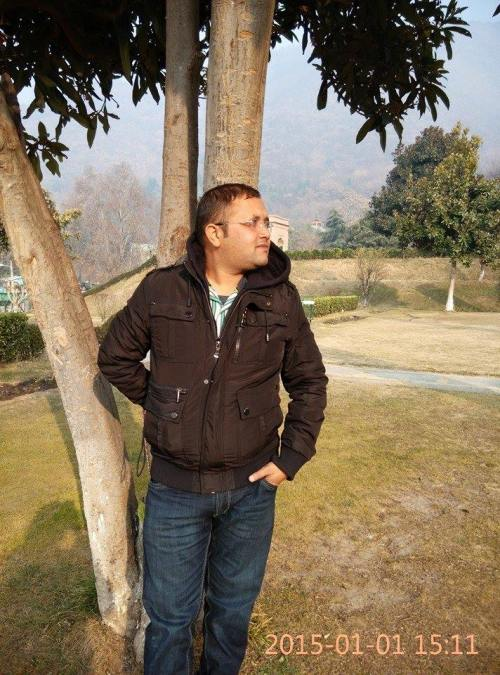 Nitin Sharma, 35, Indore, India
