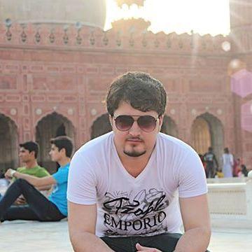 Firas Moon, 25, Gujranwala, Pakistan