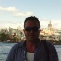 Serkan Kurman, 41, Antalya, Turkey