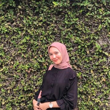 Ulfasyifaa, 23, Palembang, Indonesia