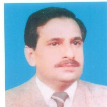Hashim Khurshid Mirza, 57, Lahore, Pakistan